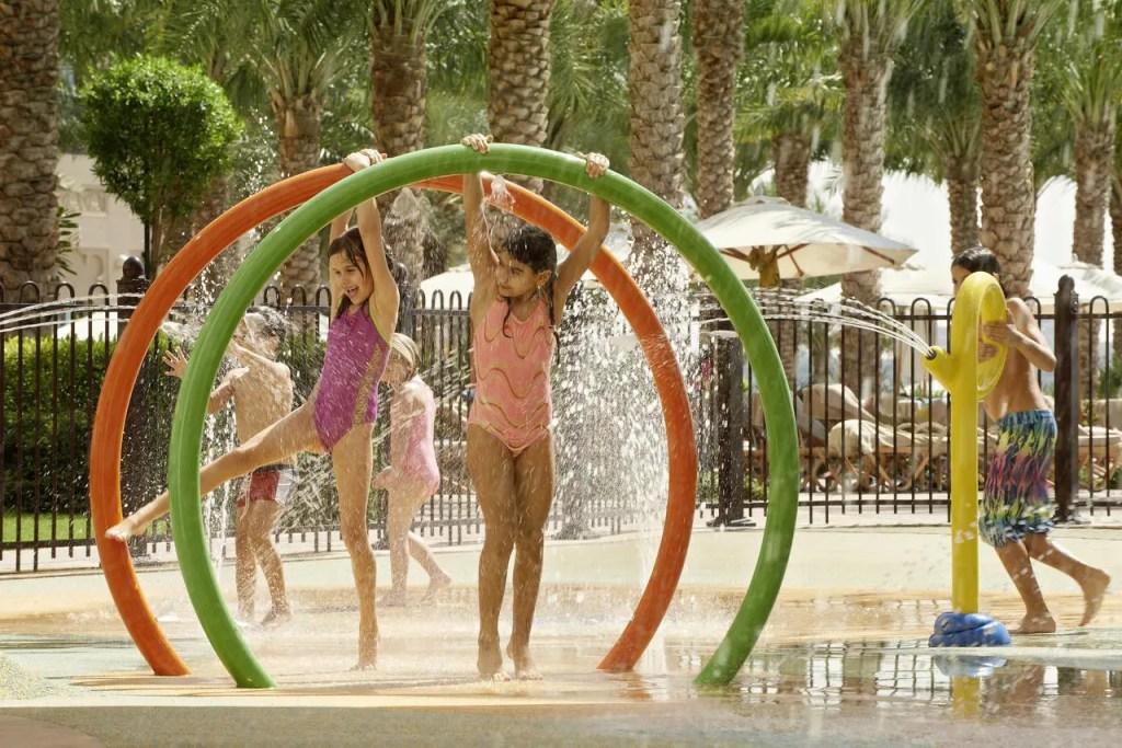 افضل منتجعات في دبي للاطفال