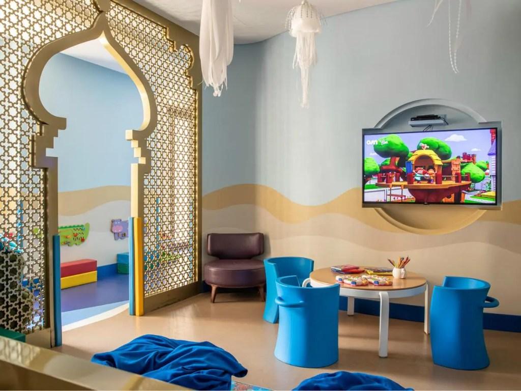 منتجعات دبي للأطفال
