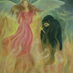 Executioner's Dream, the Burning Times - copyright Bernadette Wulf