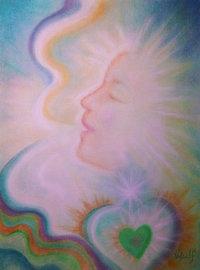 soul portrait - copyright Bernadette Wulf