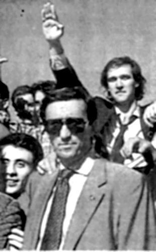 Roberto Menia, braccio destro di FIni