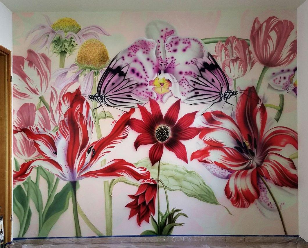 Wandmalerei Saarbrücken