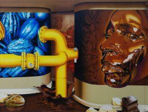 Wandmalerei, Fassadengestaltung