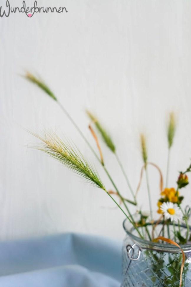 Feldblumen - Wunderbrunnen - Foodblog - Fotografie