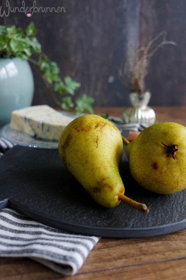 Birnen - Wunderbrunnen - Foodblog - Fotografie