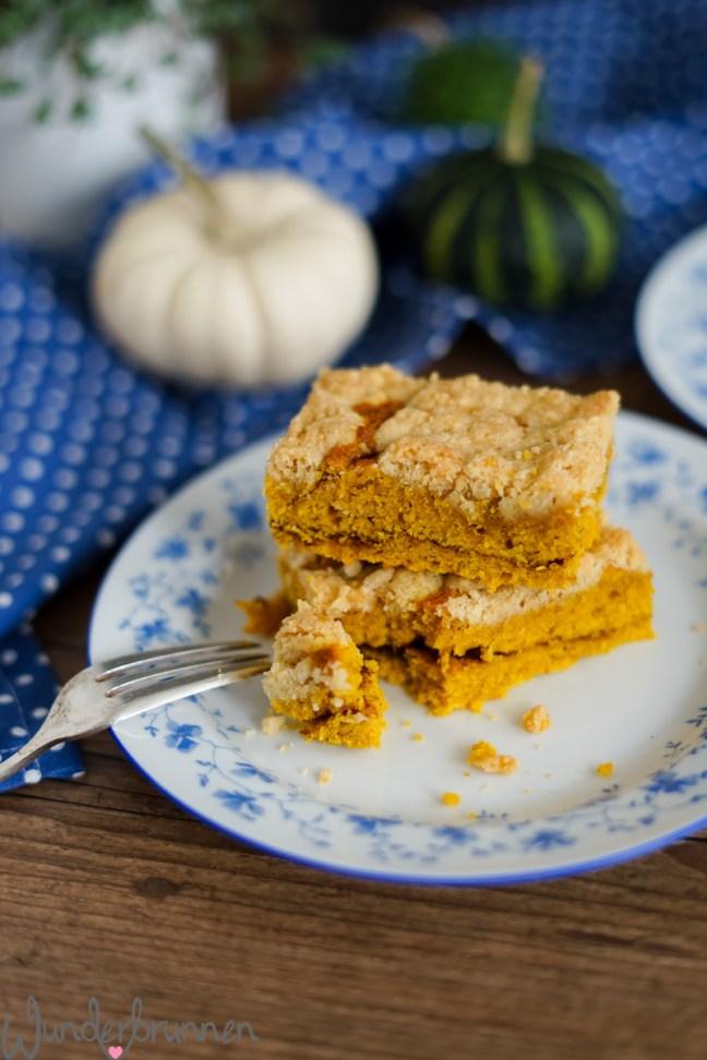 Pumpkin Coffee Cake - Wunderbrunnen - Foodblog - Fotografie