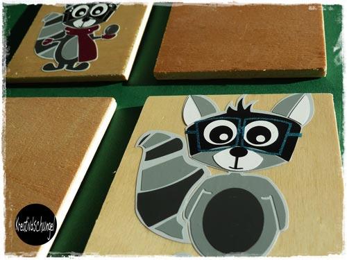 Kreativdschungel_Holzmemorie_Raccoons