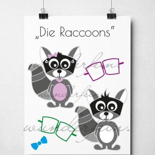 Die-Raccoons-