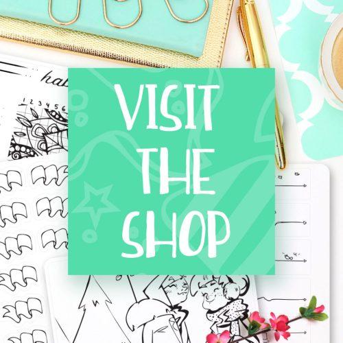 Shop Entrance Wundertastisch Design on Etsy
