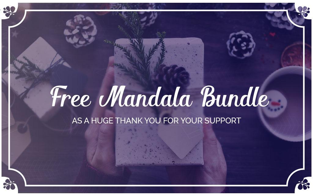 Free Mandala Bundle