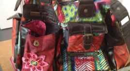 Ich habe eine neue Handtasche von Desigual