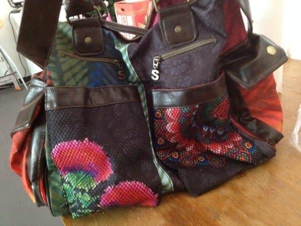 Ich habe eine neue Handtasche