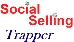 Social Selling Sales Trapper Logo