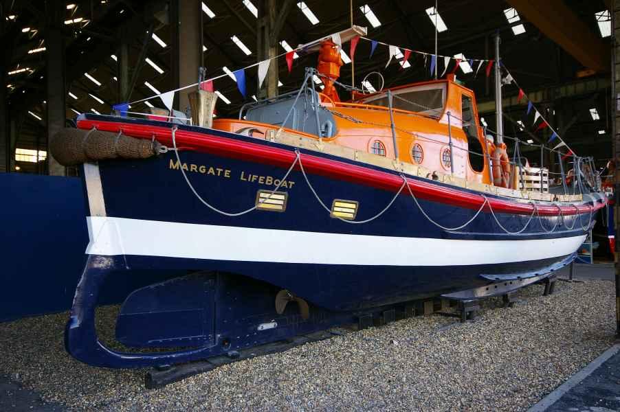 Margate Lifeboat