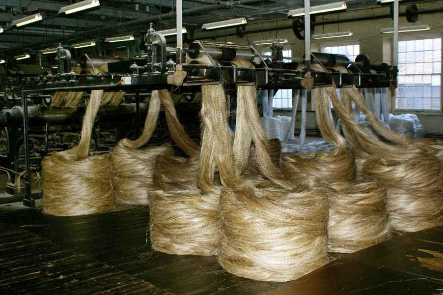 Ropemaking