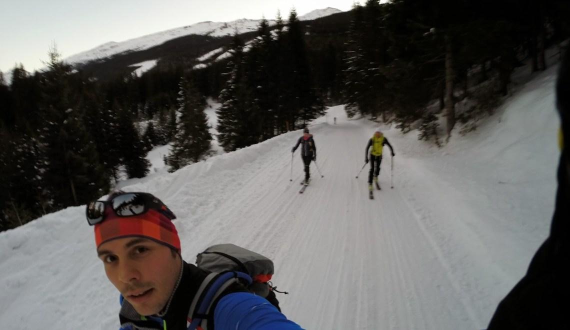 Rauriser Sonnblick (3106m) – eine Frühjahrstour Mitte Dezember
