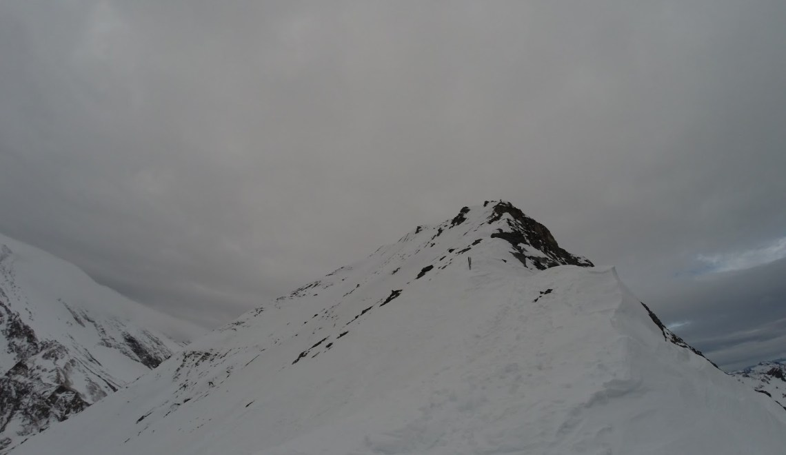 Ritterkopf (3006m) – Ritter ohne weißen Schimmel