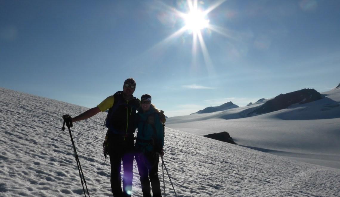 Weißseespitze (3526m) – ein lohnendes Ziel ab der Weißkugelhütte
