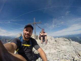 Gipfel Faulkogel