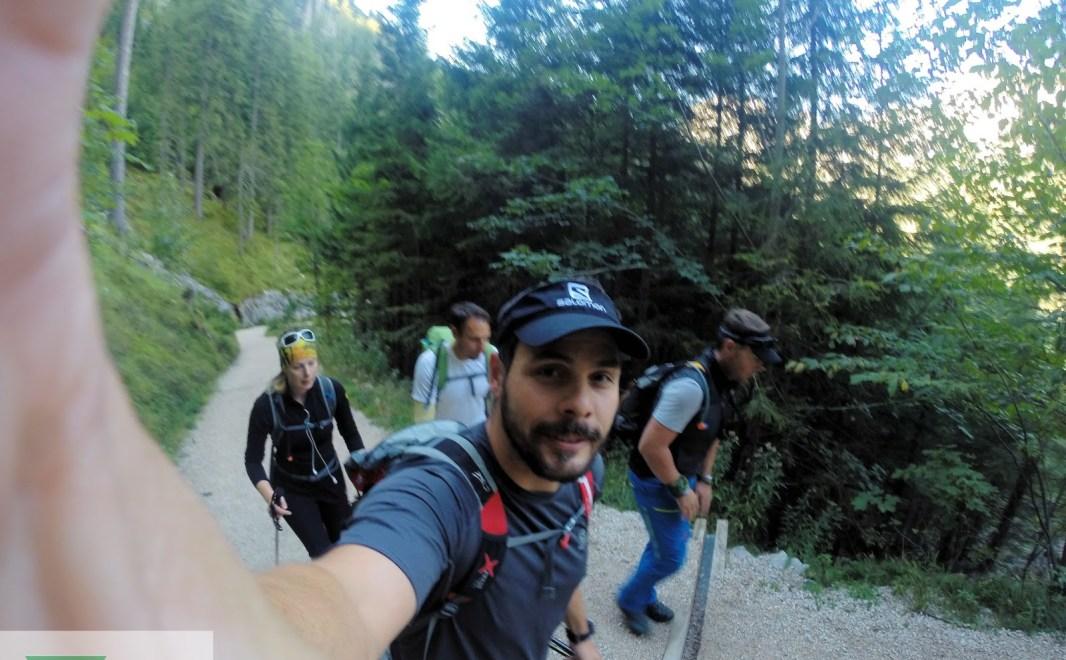 Hochkalter (2607m) Überschreitung – über die Blaueishütte und das Ofental
