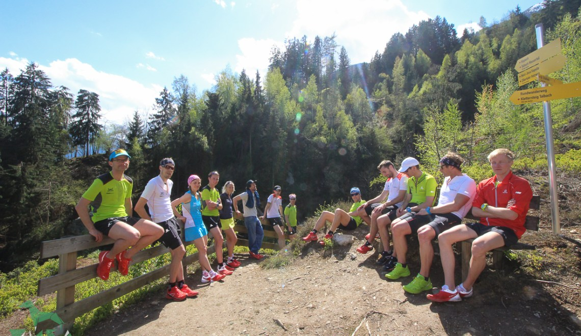Salomon Running Team Austria – Team Meeting 2016