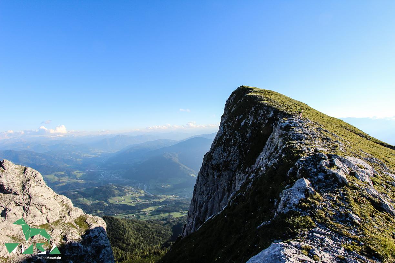Gipfel Fieberhorn im Tennengebirge
