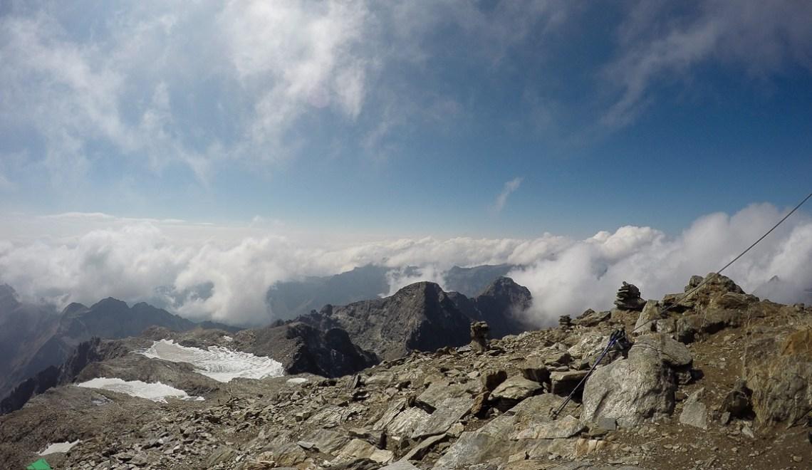 Petzeck (3283m) – der höchste Berg der Schobergruppe