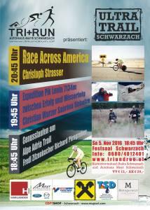 Plakat zum 8. Herbstvortrag in Schwarzach