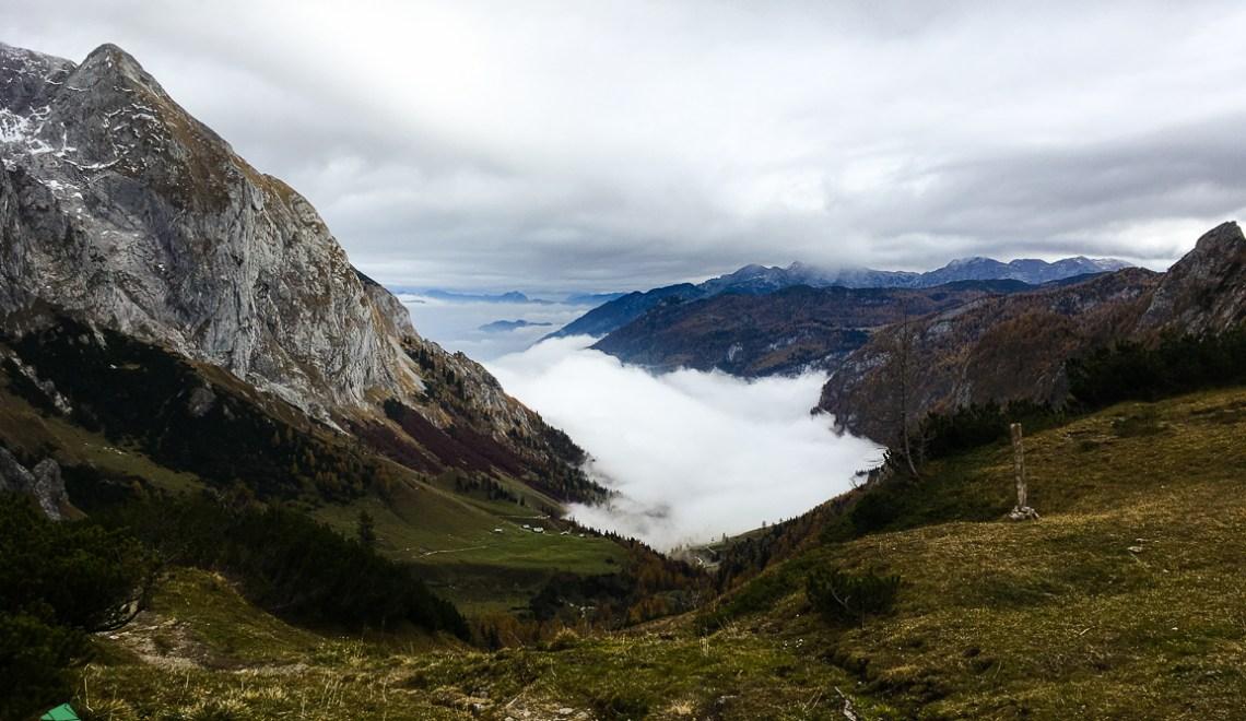Schneibstein (2276m) – eine gemütliche Runde mit stressigem Finale