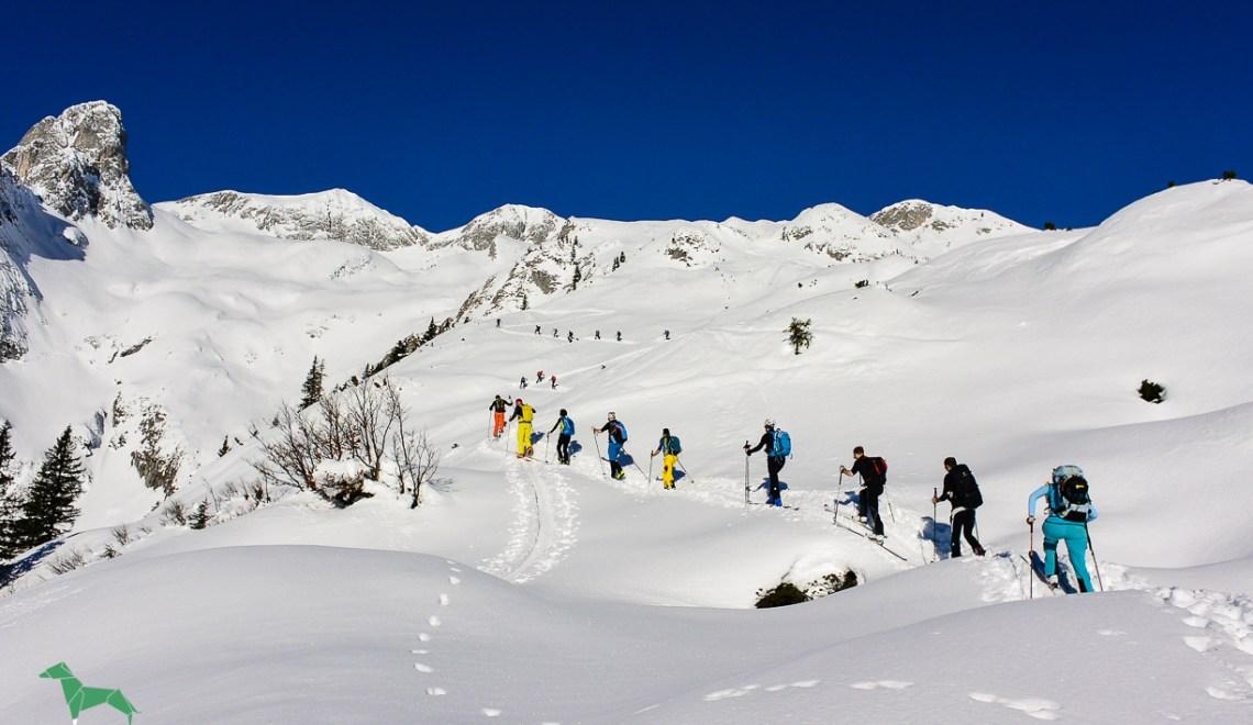 Hochkarfelderkopf (2219m) – wo ist die Einsamkeit hin?
