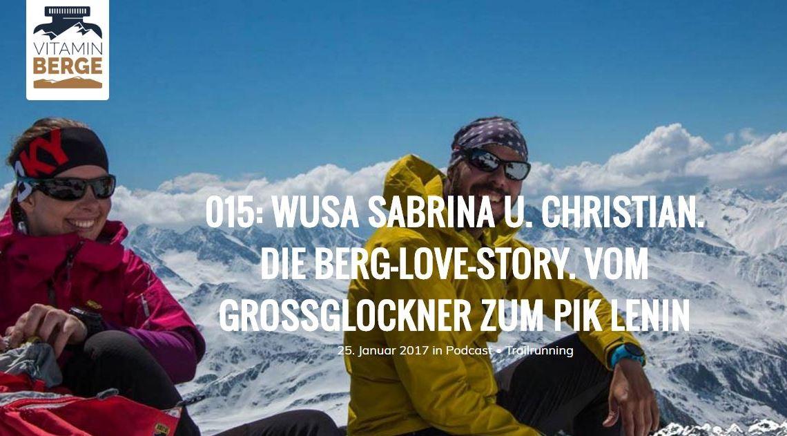 Vitamin Berge Podcast – und wir sind die 015. Folge