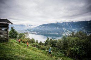 Trailrunning über Zell am See ©wisthaler.com