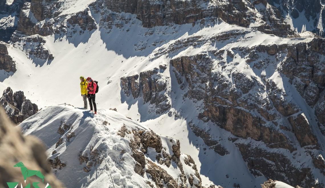 Sass Rigais (3025m) – Premieren über Premieren in den Dolomiten