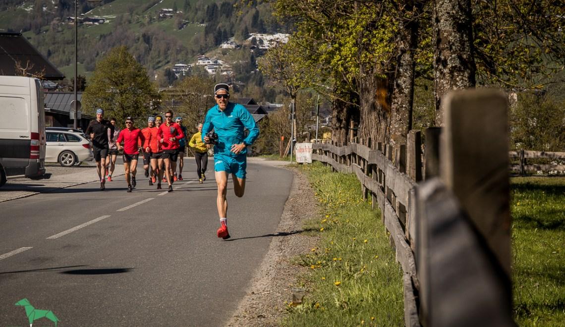 Salomon Running Team Austria Meeting 2017- und wir waren mit der Kamera dabei!