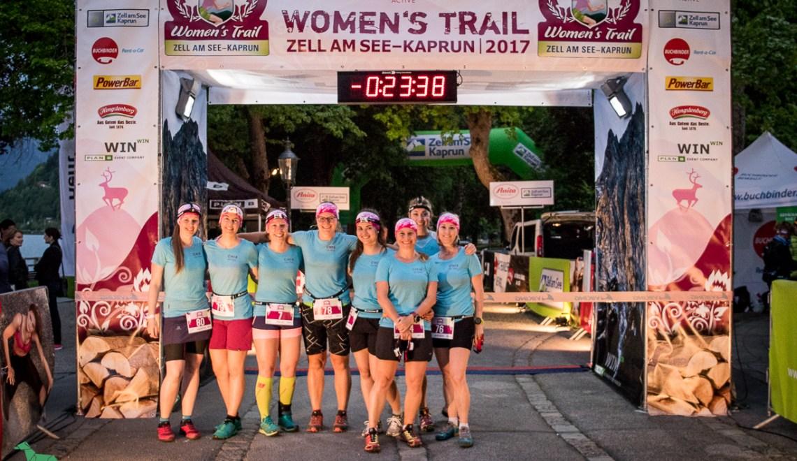 ANITA Womens Trail – Teamspirit und Wettkampf vereint
