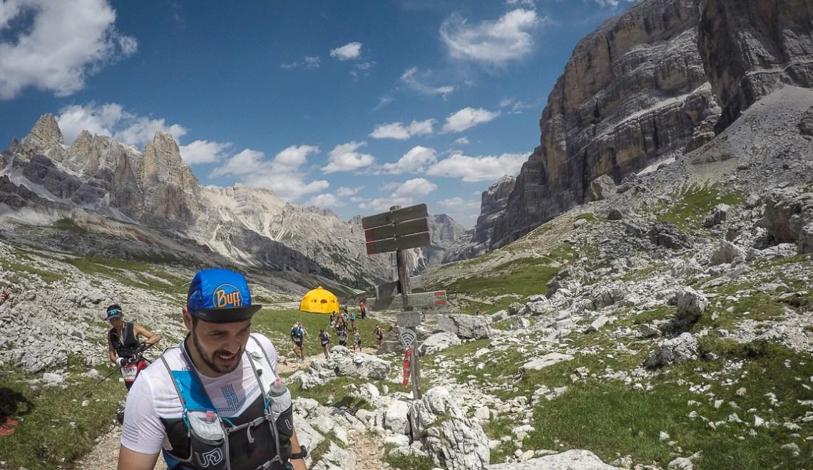 Cortina Trail – eine Hitzeschlacht mit Staualarm und ganz viel Trail