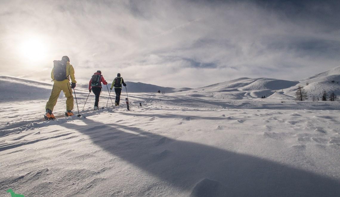 Skitour Filzmooshörndl (2189m) und Loosbühel (1984m) – nur auf derstandard.at