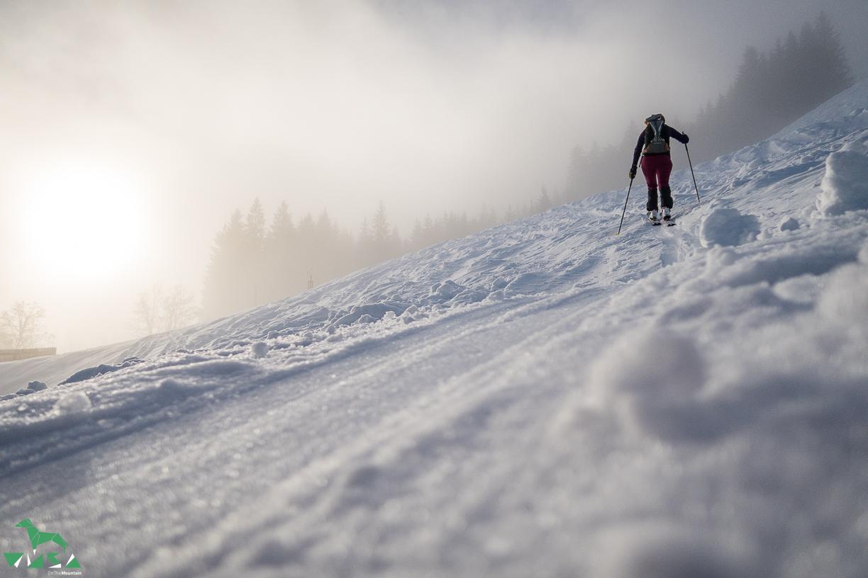 Skitour Altenmarkt