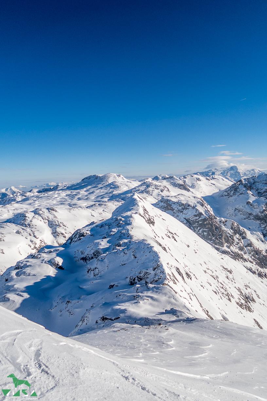 Gipfelgrat Wermutschneid