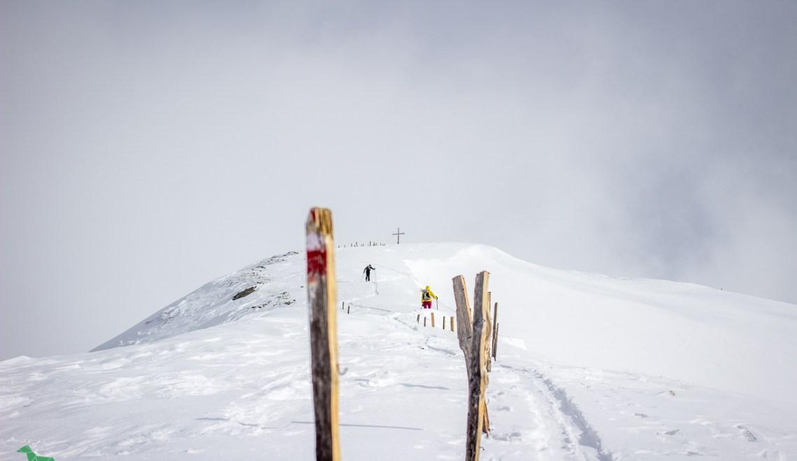 Kreuzeck (2204m) – Eine schöne und leichte Alternative in Hüttschlag