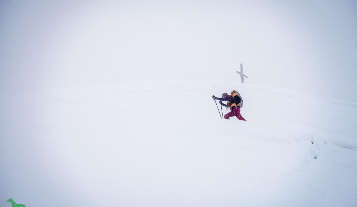 Kreuzkogel (2325m) – eine einsame Skitour in Großarl
