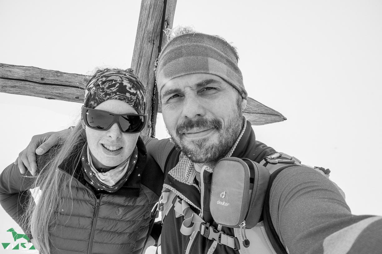 Gipfel Kreuzkogel
