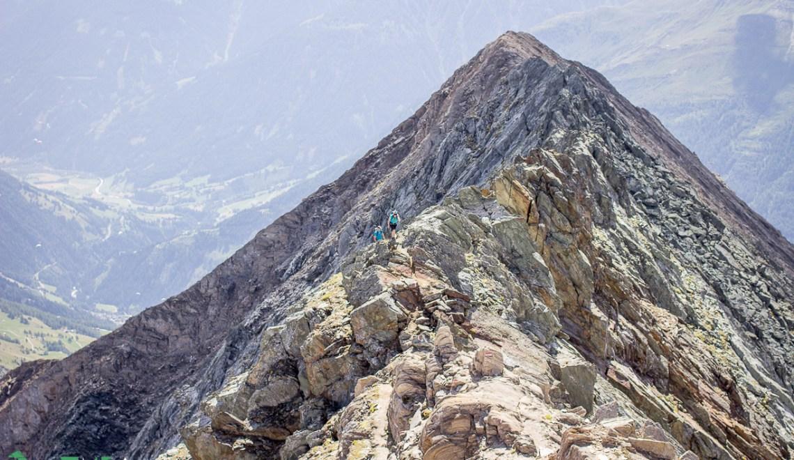 Osttirol – über die Sajatköpfe, Kreuzspitze und Tulpspitze