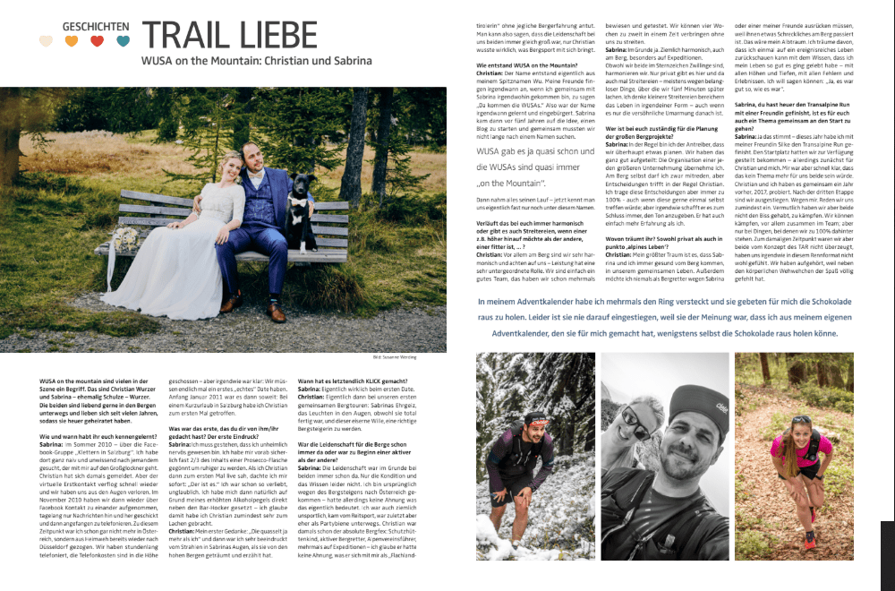 Trailliebe Interview Trailrunning Szene