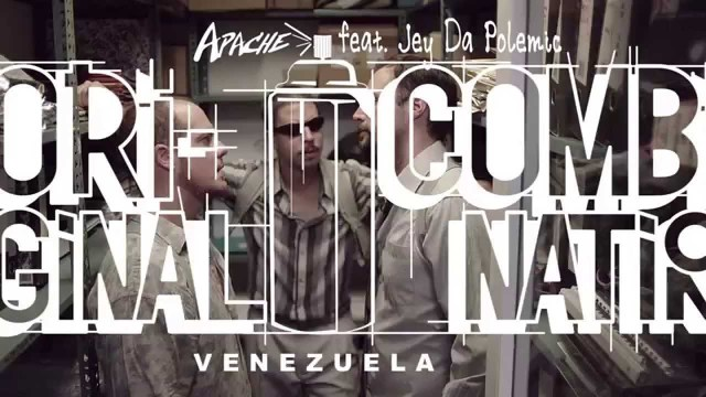 Apache ft Jey Da Polemic - High Grade
