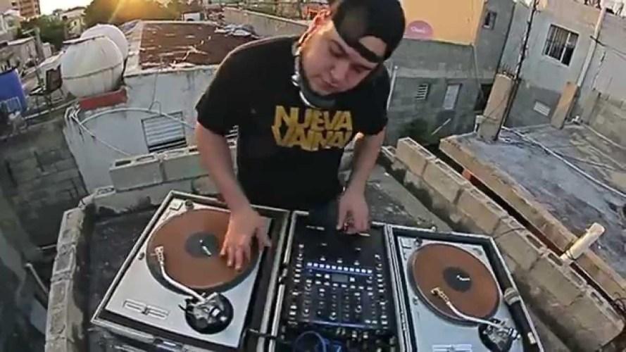 DJ Scuff – La Ronda Vol.7 (Army Edition)