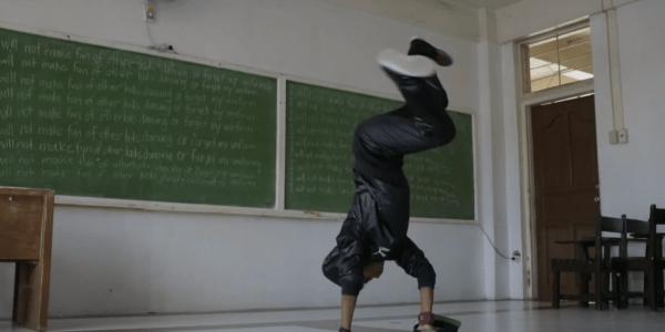 BBOY ALLEN Philippines (St Joseph School of San Pablo) | Silverback x YAK
