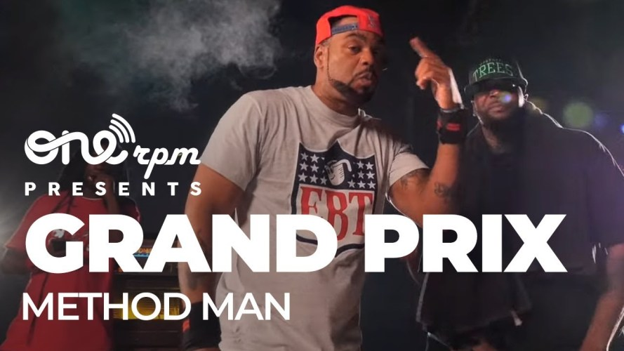 Method Man – Grand Prix (Official Video)