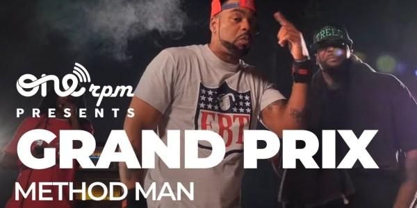 Method Man – Grand Prix (Official Video)