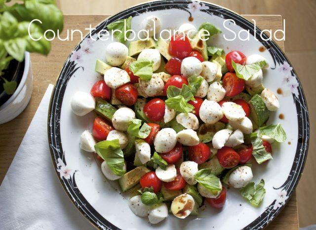 easy gluten free recipes uk, gluten, free, recipes, uk, simple, colourful, delicious, dinner, party, lunch, caprese, classic, italian, halloumi, sweetcorn, tarragon,